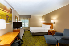 Hotel Queen Room